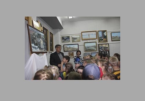 2017 Выставка в Юрюзани (май-июнь)